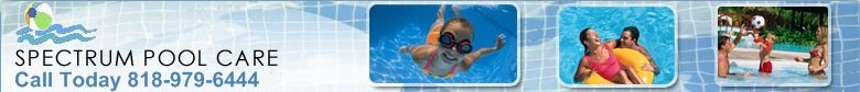 Spectrum Pool Care | Swimming Pool Maintenance and Repair